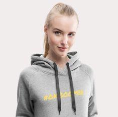 Ihana ja yksinkertainen premium huppari, joka on painatettu juuri sinua varten!  Tilaa linkistä ja olet uuden ihanan paidan omistaja muutamassa työpäivässä! Hoodies, Sweaters, Fashion, Moda, Sweatshirts, Fashion Styles, Parka, Sweater, Fashion Illustrations