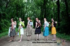 6 Moms Babywearing |Pinned from PinTo for iPad|