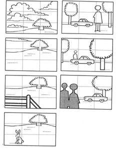Landscape Composition: A Few Basic Rules. Downloadable