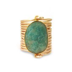 http://www.sadeesays.com/shop/kami-lerner-kamiart/kami-lerner-kamiart-turquoise-wire-wrap-ring/