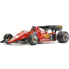 IXO Ferrari 126C3 Rene Arnoux 1983 1:43 scale F1 car