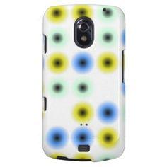 Blurry Dotted Trendy Pattern Gifts Galaxy Nexus Case