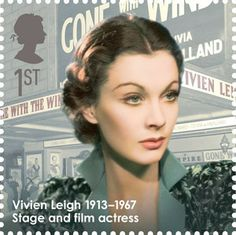 Vivien Leigh, 1913-1967 - Stage and film actress.