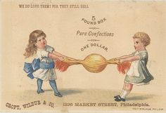 victorian trading cards