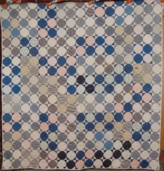 Vintage Snowball Hourglass Hand Stitched Antique Quilt Would like to do this design with antique japanese fabrics Old Quilts, Amish Quilts, Antique Quilts, Scrappy Quilts, Vintage Quilts, Scandinavian Quilts, Snowball Quilts, Primitive Quilts, Circle Quilts