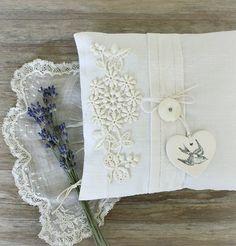 French metis lavender sachet