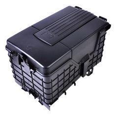Nuevo 3 Unids Bandeja de Ajuste de la Cubierta de Batería de Plástico De Alta Calidad para VW Jetta Passat Golf Tiguan Touran Skoda 1KD 915 443