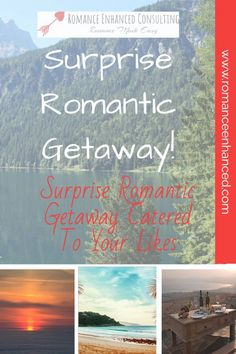 Have An Amazing Romantic Getaway Together, That Someone Else Plans For Us And We Have To Just Show Up.- YES Please! Checkout this great service offered by Romance Enhanced Consulting and Have A Romance Take All The Stress And Plan Your Next Romantic Vacation For You! #romanticgetaway #easygiftforcouples #romanticvacations #romanticvacay #couplesvacations #coulplevacationideas #couplesgetaways #surpriseromanticgetaways Romantic Weekend Getaways, Romantic Vacations, Bedroom Games, Romantic Dates, Make It Simple, Stress, Romance, How To Plan, Amazing