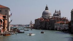 View of Santa Maria della Salute and the mouth of the Grand Canal in Venice (April 2015) - Photo taken by BradJill.