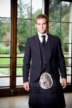 Glen Orchy Tweed Kilt Hire | Everything you need for your Kilt outfit | MacGregor and MacDuff - The Kings of Kilts