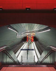 subway station design - Google Search