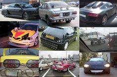 TOP 10 das bizarrices automotivas! As piores modificações de carros de todos os tempos.