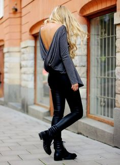 Fannystaaf.se » Leather And Gray