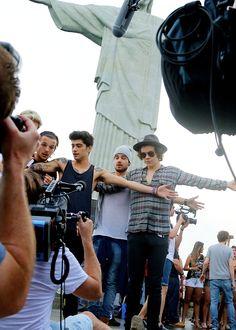One Direction in Rio de Janeiro