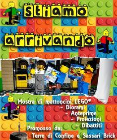 stiamo arrivando  #mostra #exhibition #italia #collezioni #architecture #esposizione #expo #lego #starwars #minifigures #brickcentral #legostagram #batman #instalego #legocity #brickinsider #legogram #legomania #nanoblock #avengers #brickculture #superheroes #legography #awesome #comingsoon by vita_da_collezionista