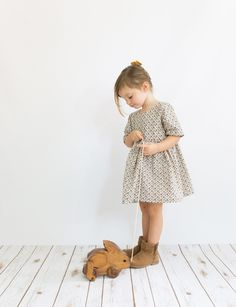 Image of The Aster Autumn Dress