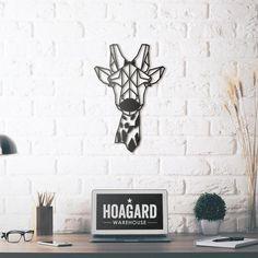 Metal Wall Art - Giraffe