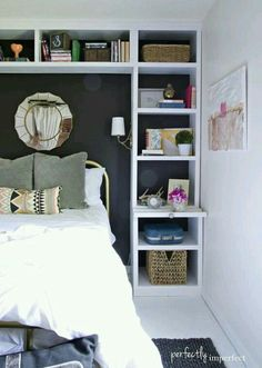 22 Small Bedroom Designs, Home Staging Tips to Maximize Small Spaces ...