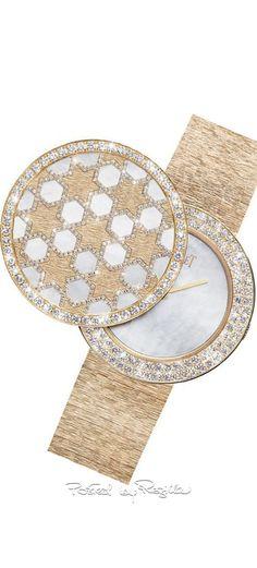 Piaget Gold Watch - Star Cover via Regilla ⚜ Una Fiorentina in California♥♥