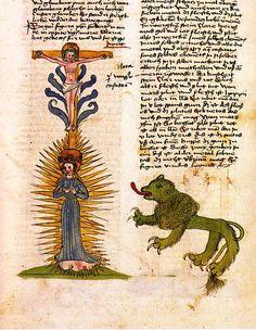 Allegory lapidem, Buch der heiligen Dreifaltigkeit, 1488.jpg (JPEG Image, 1162×1497 pixels)