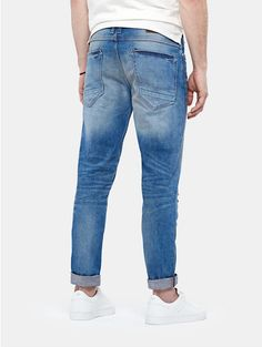 Regular Jeans Midused - The Sting