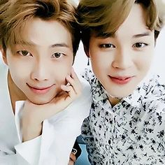 namjoon x jimin