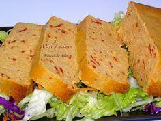 Pastel de atún Thermomix Mexican Food Recipes, Ethnic Recipes, Cornbread, Bacon, Sandwiches, Veggies, Appetizers, Yummy Food, Delicious Recipes