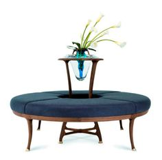 Round Bench by Ceccotti Collezioni/Roberto by ReusableStyleModern, $3449.00