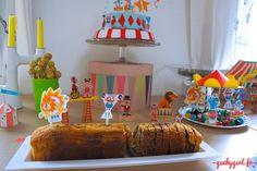 DIY : Circus first Birthday Party ! | GeekyGirl