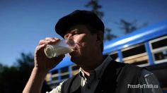 Raid Ends In Standoff - Raw Milk Farmers Fight Back!