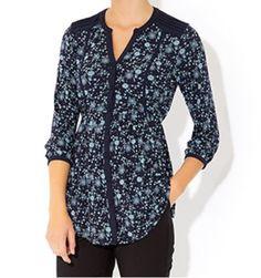 MONSOON Lillian Print Shirt UK12 & UK18 EUR40 & EUR46  MRRP: £35.00 GBP - AVI Price: £22.00 GBP