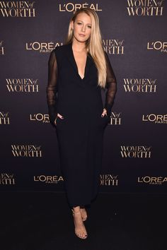 Blake Lively Looks Absolutely Flawless in Her First Red Carpet Appearance Since Baby No. 2  - HarpersBAZAAR.com