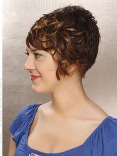 Einen natürlichen Look? Was hältst Du von diesen traumhaften Frisuren für mittellange und kurze Haare in Ombré Hair? - Neue Frisur