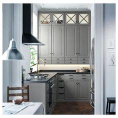 IKEA - SÄLJAN Countertop black mineral effect, laminate Kitchen Ikea, Kitchen Furniture, Kitchen Decor, Kitchen Pantry, Ikea Kitchen Remodel, Ikea Kitchen Design, Ranch Kitchen, Eclectic Kitchen, Kitchen Makeovers