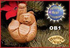 Wood carving Christmas ornaments | Christmas Carvings Rochester Washington