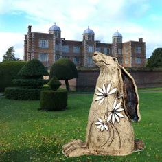 Daisy Hare by Maggie Betley at Doddington Hall