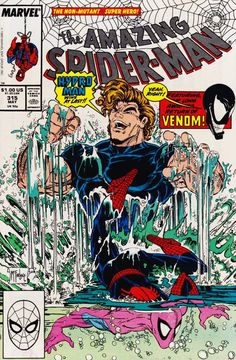 The Amazing Spider-Man #315, 1989
