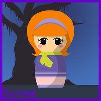 Daphne Doll - Scooby Doo by hallatt
