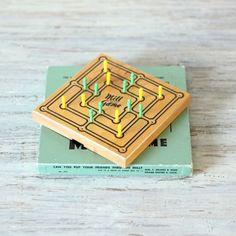 mill board game