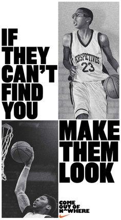 """O jogador de basquete LeBron Jamesestá de volta em novacampanha da Nike, que começou a ser veiculada nos EUA na noite desta terça-feira (25), quando também se iniciou a temporada de 2016 da NBA. O comercial """"Come out of nowhere"""" (assista abaixo),criado pelaWieden+Kennedy de Portland, é narrado pelo atleta, e celebra aqueles jogadores que vieram do """"nada"""". Além do filme, a campanha é composta por peçasout-of-home, destacandoos estilos individuais de outros jogadores, como Kevin Durant…"""