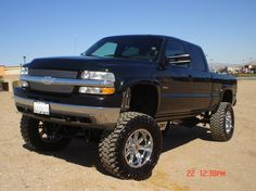 2002 Chevy Silverado 1500 Lifted | Another rmtnmann 2002 Chevrolet Silverado 1500 Regular Cab post...