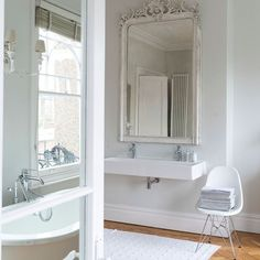 Bathroom in south London.