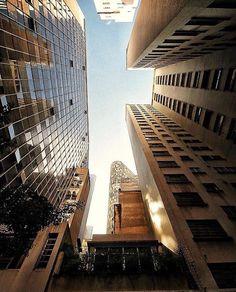São Paulo terra de arranha-céu Foto by @danielf.tavares #saopaulocity #EuVivoSP