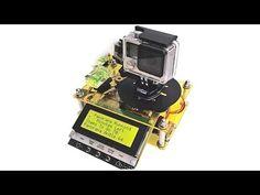 Arduino Time-Lapse Panorama Controller - 7