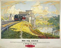 The Irish Mail, British Railways