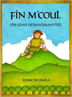 Fin M'coul: The Giant of Knockmany Hill: Tomie dePaola: 9780823403851: Amazon.com: Books