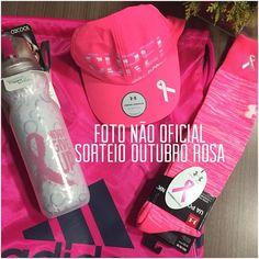 Meninas você pode participar até sexta-feira e concorrer a esse kit lindo todo pink em homenagem ao Outubro rosa!  Procure a foto oficial e participe.  ------------------------------ Rolando sorteio aqui no insta. Resultado dia 23/10.  ATENÇÃO procure a foto oficial do sorteio para participar.  Leia as regras abaixo e boa sorte.  ______________________________________________________Curtir a foto OFICIAL do sorteio. . Curtir o insta @missfitbrasil. Marcar 4 amigas. Não vale repetir as amigas…