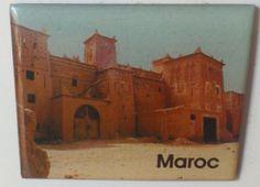 Le Maroc, vacances de ma Kaka.