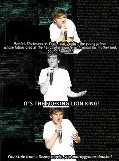 Tagged with Funny;A Bo Burnham dump Stupid Funny Memes, Haha Funny, Funny Quotes, Hilarious, Bo Burnham Quotes, John Mulaney, Funny People, Funny Things, Comedians