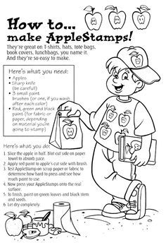 johnny appleseed coloring page Google Search Kid book exchange